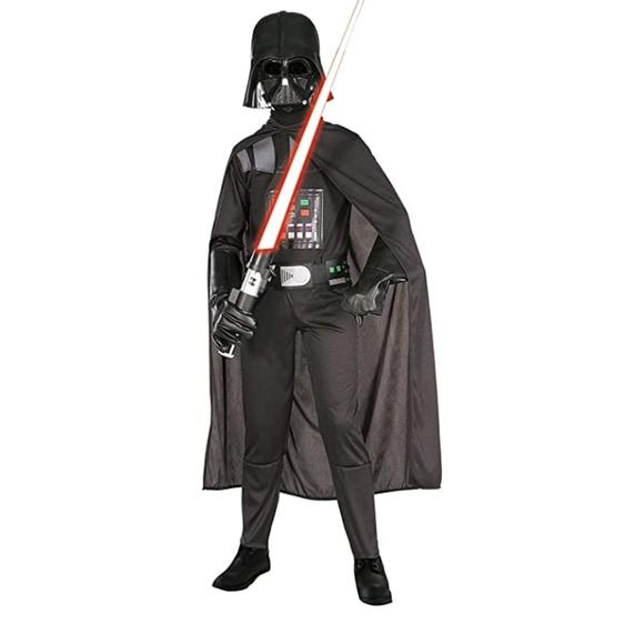 Star Wars Darth Vader costume size 8-10